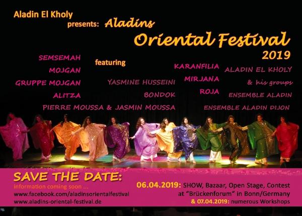 Aladins Oriental Festival 2018